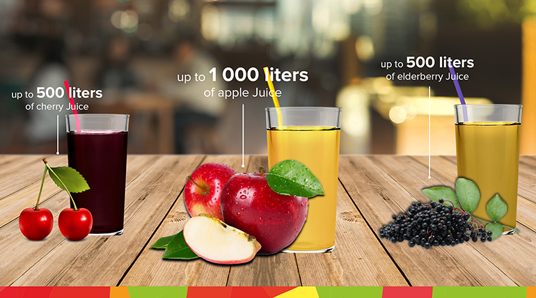 NFC FRUIT JUICE